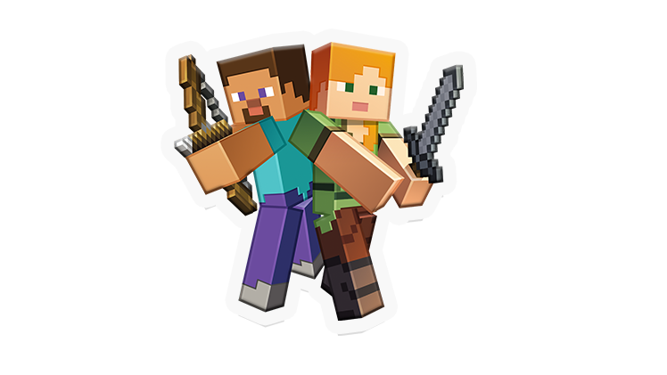 stickers and guidebooks  new minecraft merchandise maddy